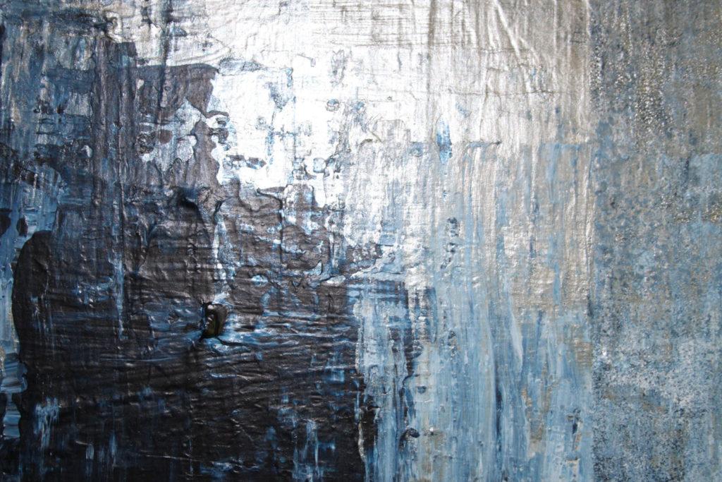 Fenstergitter, Detail